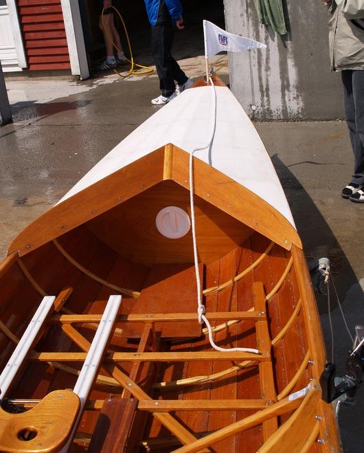 Coastal Boats made in Danmark
